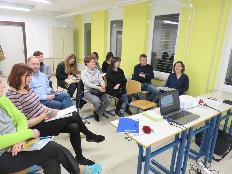 Strokovno svetovanje o zaposlitveni rehabilitaciji